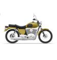 motorcycle 03 vector image vector image