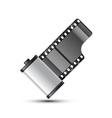 reel film vector image vector image