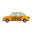 classic taxi icon image vector image vector image
