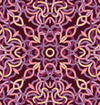 Symmetric seamless pattern vector image