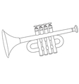 Trumpet toy vector | Price: 1 Credit (USD $1)