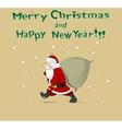 Santa Presents vector image vector image