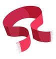 Scarf icon cartoon style vector image vector image