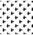 sewage siphon pattern seamless vector image vector image