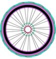 Wheel Icon wheel icon flat wheel icon picture vector image vector image