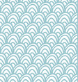 blue shell pattern vector image