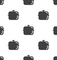 pot seamless pattern vector image vector image
