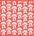 background pattern with roman helmets vector image