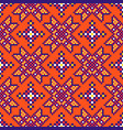 abstract african ethnic seamless pattern tribal vector image vector image