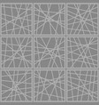 contemporary arabesque seamless pattern vector image vector image