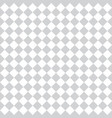 tile grey and white pattern or website background vector image vector image