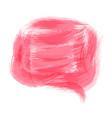 bubble speech background vector image vector image