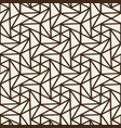 abstract monochrome vintage seamless pattern vector image vector image