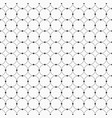 abstract seamless pattern circles connected with vector image vector image