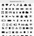 General icons vector | Price: 3 Credits (USD $3)