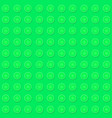 green plastic construction plate seamless pattern vector image