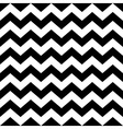 Seamless zig zag pattern vector image