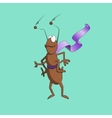 Super Ant Childrens vector image