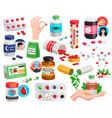 biological active additives set