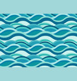 blue water background seamless blue ripples vector image