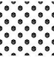 cube casino pattern seamless vector image vector image