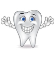 Happy Tooth vector image vector image