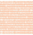 seamless pattern with ink brush vector image vector image
