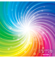 Colorful Glittering Background vector image vector image
