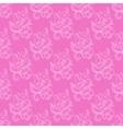 Sketchy doodles decorative floral pattern vector image vector image