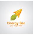 energy bar vector image vector image