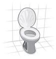 WC solja plocice resize vector image vector image