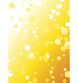 Golden Backround vector image