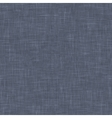 Linen texture with realistic linear effect vector image