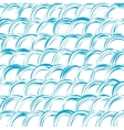 Abstract wave colorful pattern vector image