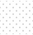 abstract seamless pattern grey circles modern vector image