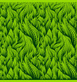 waves gradient grass vector image