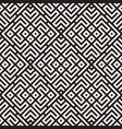 ethnic pattern design seamless lattice background vector image