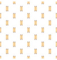 closed ancient rolled papyrus pattern seamless vector image vector image