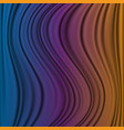 abstract background with flowing lines and waves vector image vector image