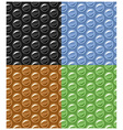 bubble wrap seamless background vector image vector image