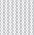 White Carbon Fiber vector image vector image