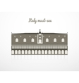 Doges Palace vector image