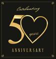 elegant black and gold anniversary background 50