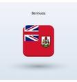 Bermuda flag icon vector image vector image