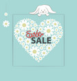 easter-sale1 vector image vector image