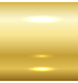 gold texture golden gradient smooth material blink vector image vector image