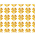 seamless pattern of open isometric cardboard boxes vector image vector image
