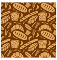 bread pattern2 vector image