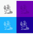 finance financial growth money profit icon over vector image vector image