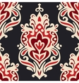 Luxury Damask seamles vector image vector image